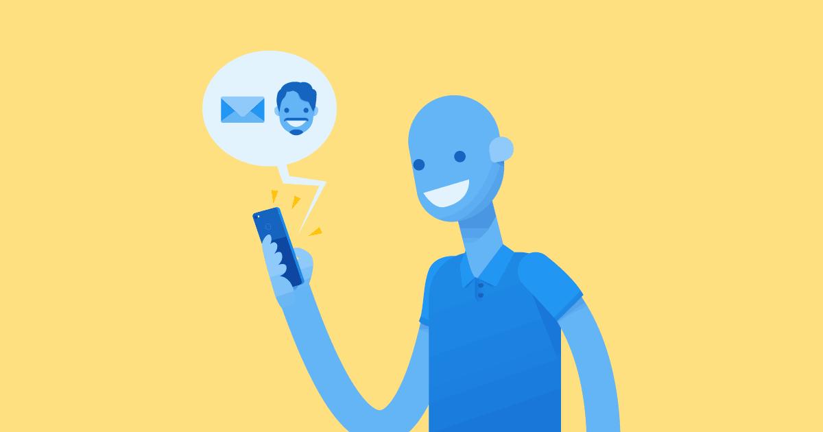 Atendimento email marketing