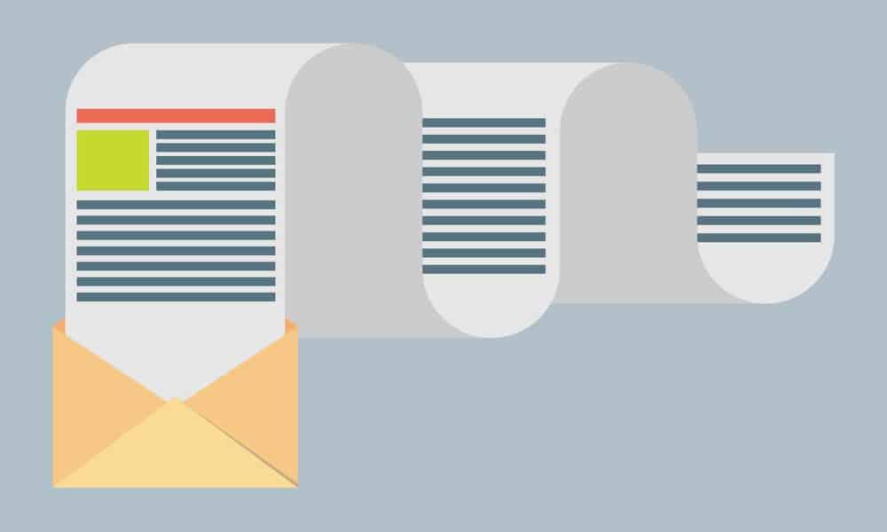teste ab email marketing