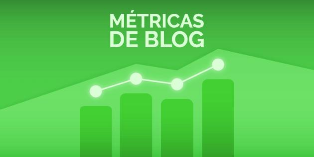 métricas de blog
