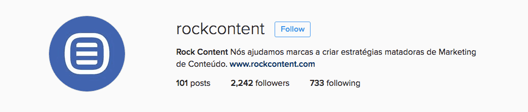 instagram para sua empresa