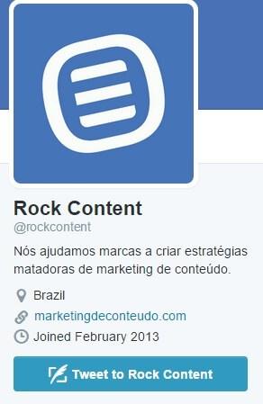 criar uma bio nas redes sociais