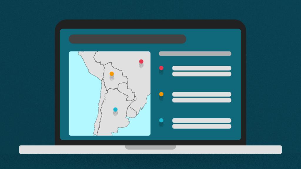 Localização geográfica no Google Ads