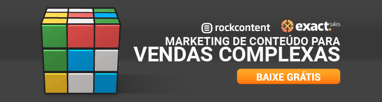 Ebook Marketing de Conteúdo para Vendas Complexas