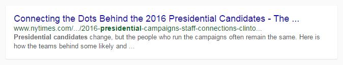 Exemplo de tamanho da title tag