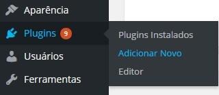 Yoast SEO: adicionar plugin