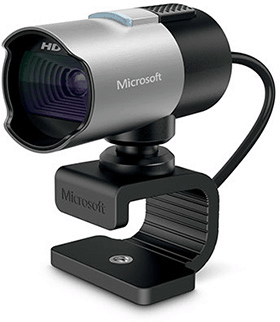 como produzir um vídeo: Microsoft LifeCam Studio