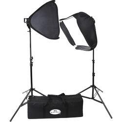 como produzir um vídeo: Kit Soft Star Light 50x50 Luz Continua