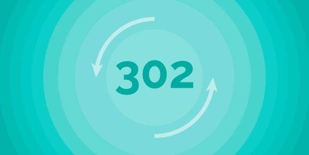 redirect 302