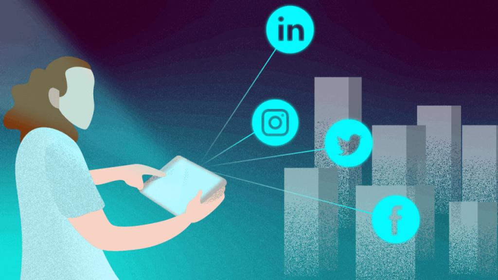 Algoritmo das redes sociais