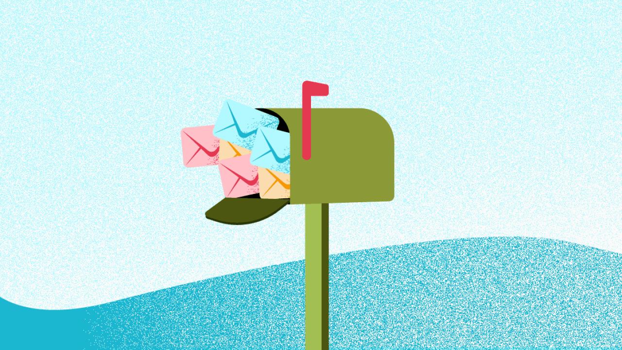 Abas do Gmail