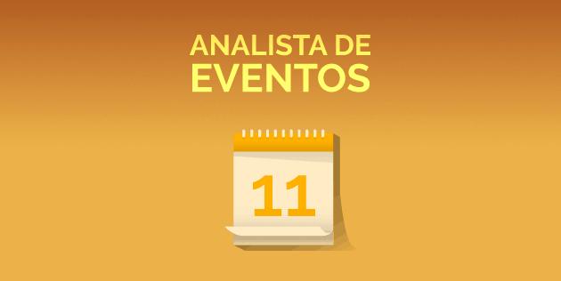 analista de eventos