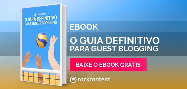 Guia completo para Guest Blogging ebook