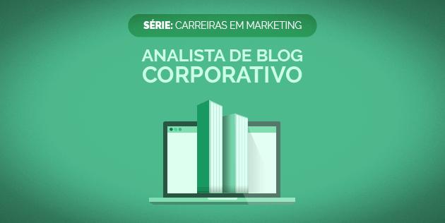 analista de blog corporativo