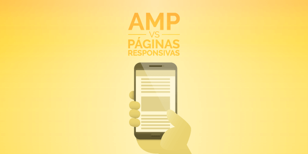 amp vs paginas responsivas