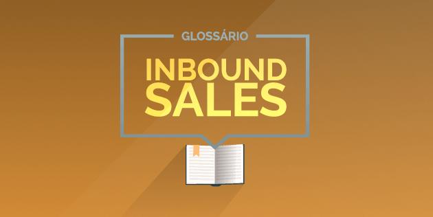 glossário inbound sales