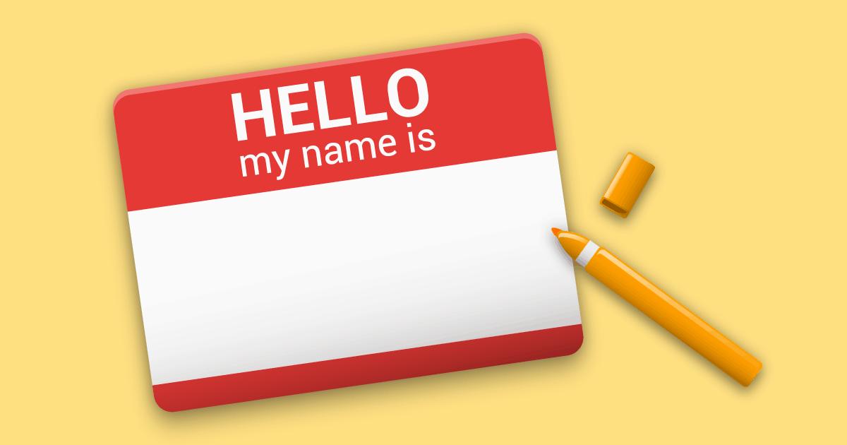 Como dar nome para sua empresa