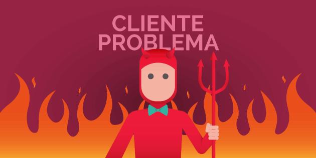 cliente problema