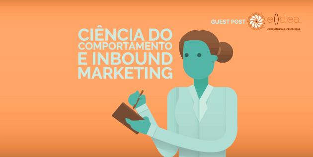 ciência do comportamento e inbound marketing