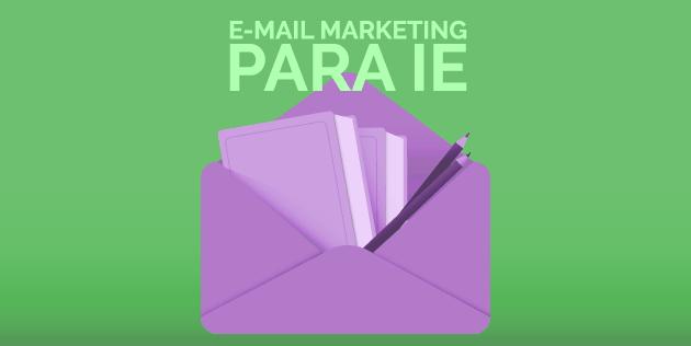 email marketing para instituição de ensino