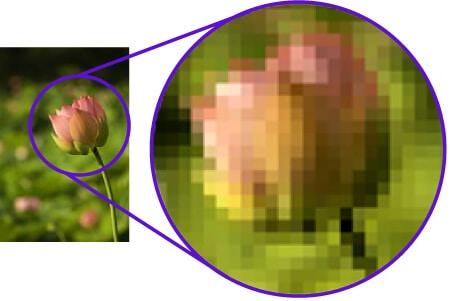 formatos de imagem