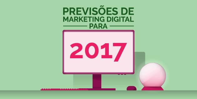 previsões de marketing digital