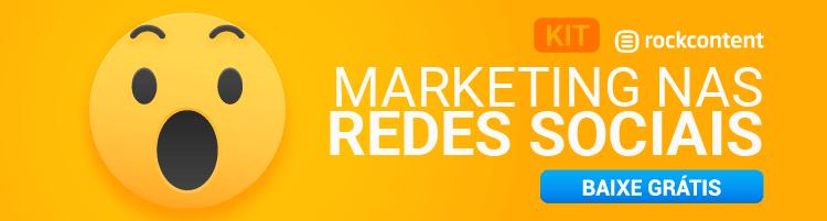 Kit Marketing nas Redes Sociais