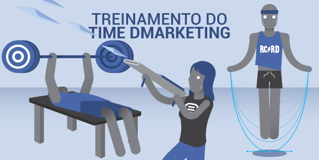 treinamento do time de marketing