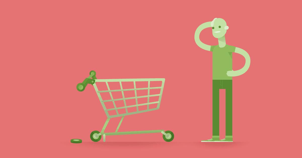 Erros de E-Commerce