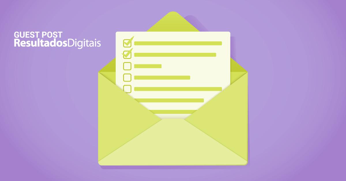 checklist de email marketing