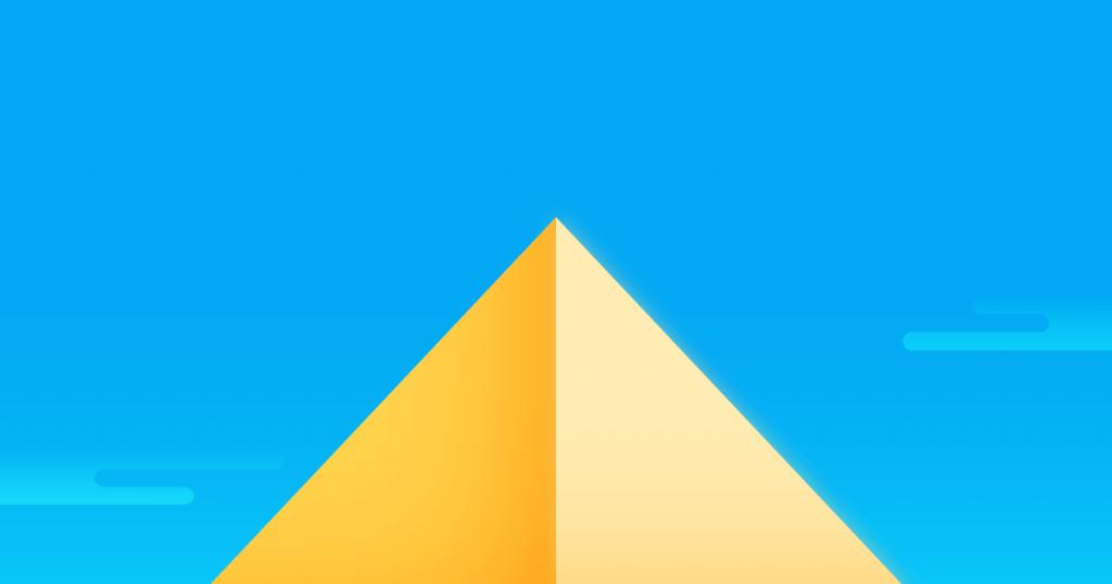 Diferença de piramide e marketing multinível