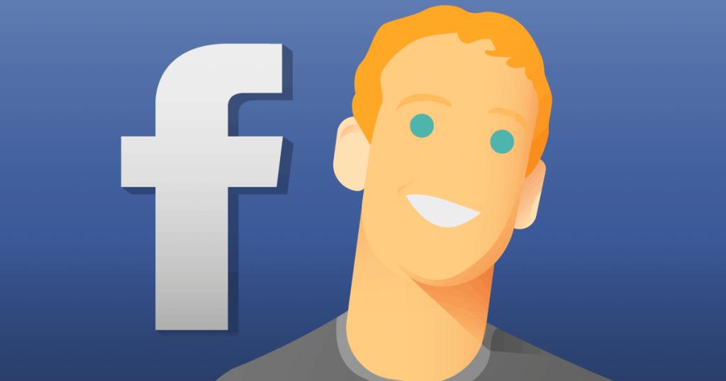 quem inventou o facebook