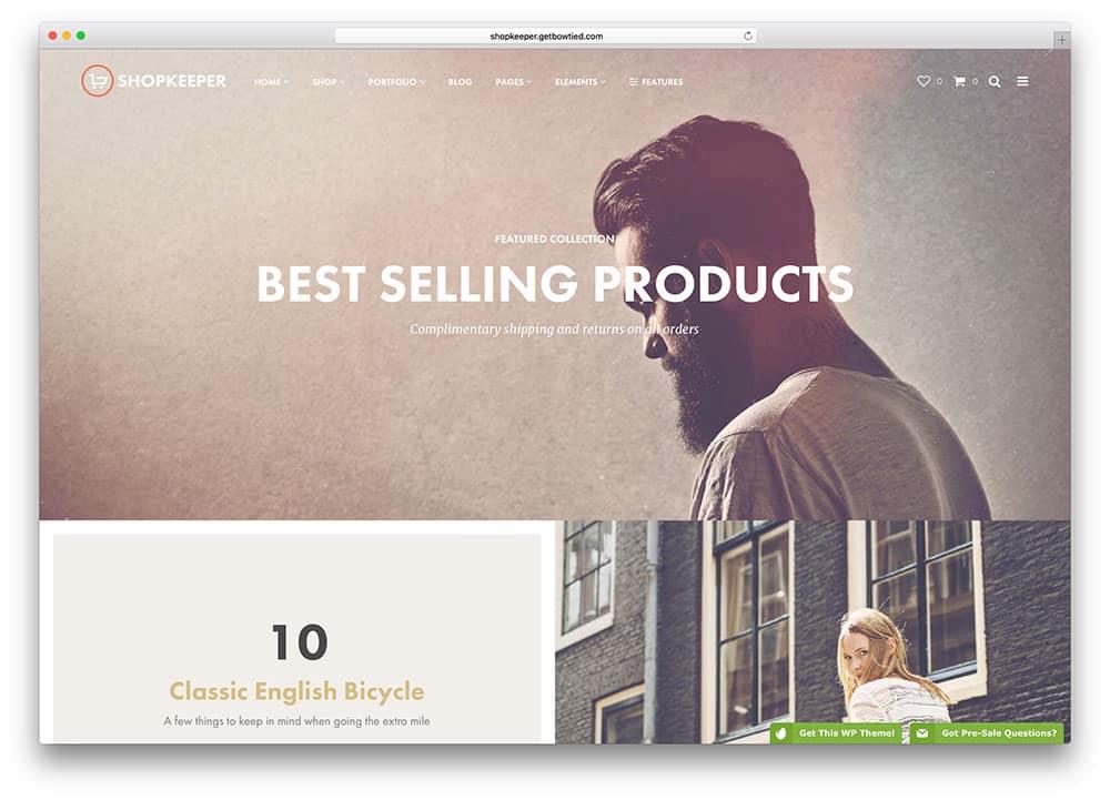 E-commerce: Divulgação do ShopKeeper