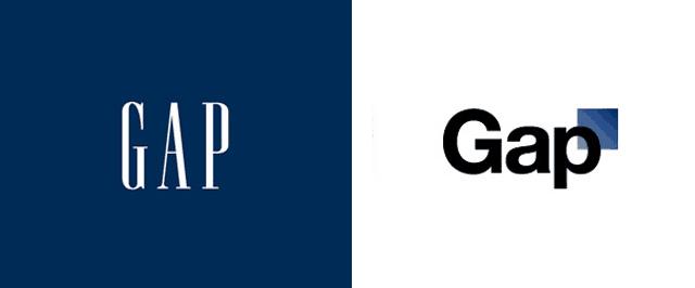 Tipografia: GAP