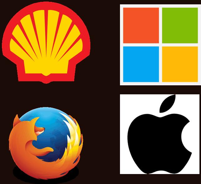 Tipos de Logotipo: símbolo ou ícone