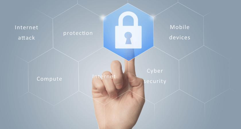 Hospedagem site: segurança de dados.