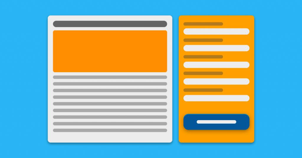 Exemplos de Landing Page