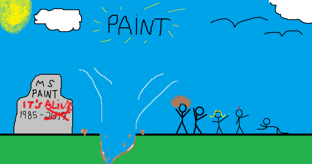 Paint is back