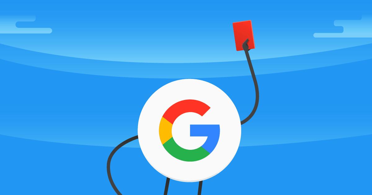 Penalizações de Google