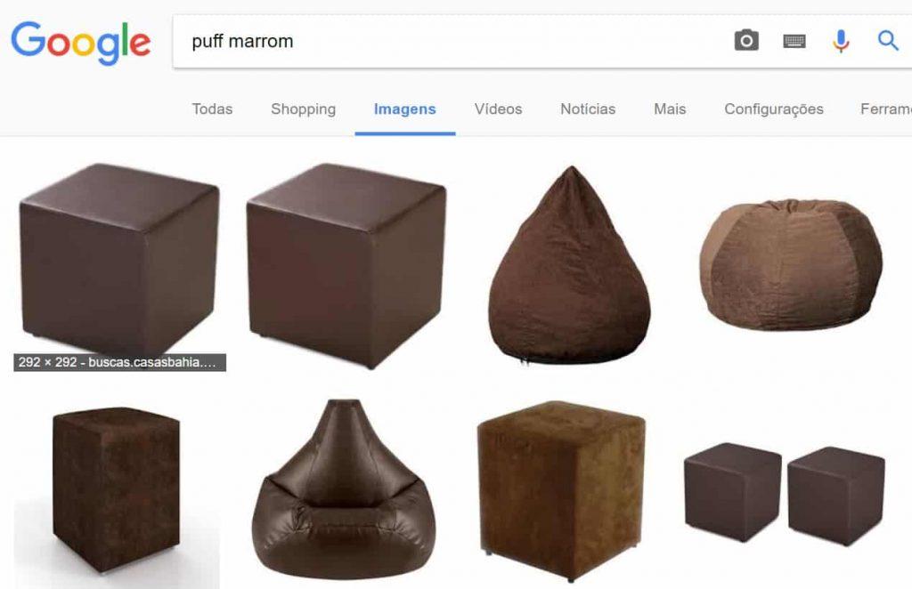 Buscar imagem no Google