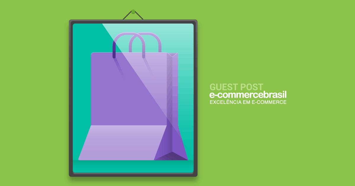 Imagem dos produtos no e-commerce