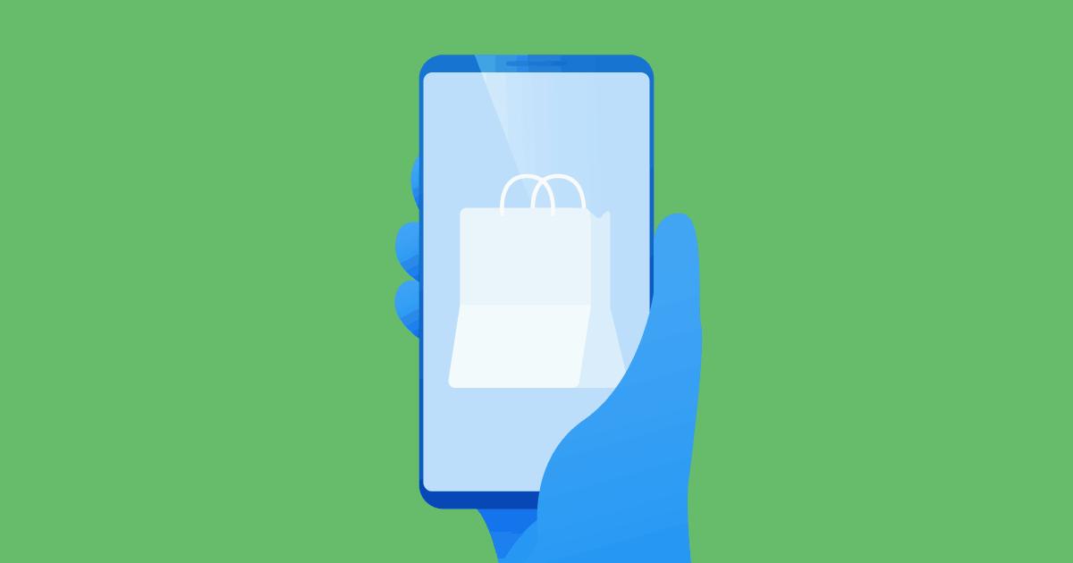 E-commerce on demand