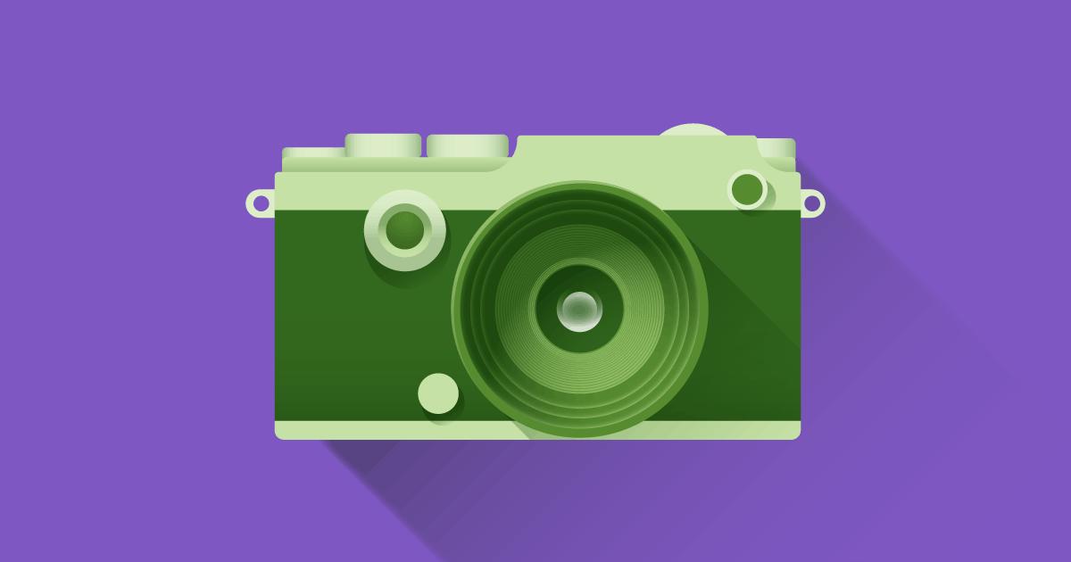 Vender fotos para banco de imagens