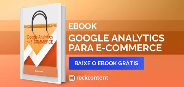 Ebook Google Analytics para e-commerce