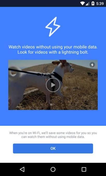 Facebook Instant Videos