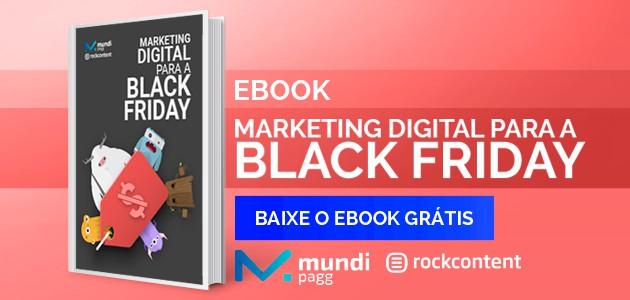 Marketing na Black Friday: ebook