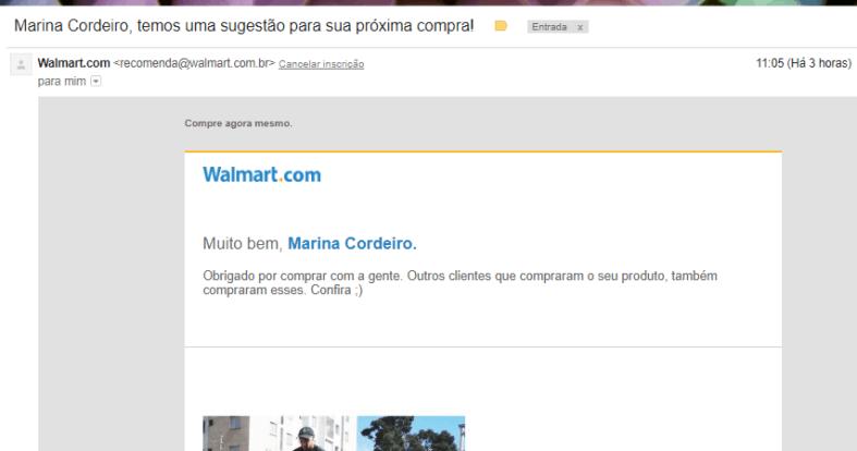 email walmart