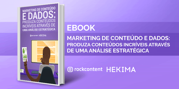 Marketing de Conteúdo e dados ebook