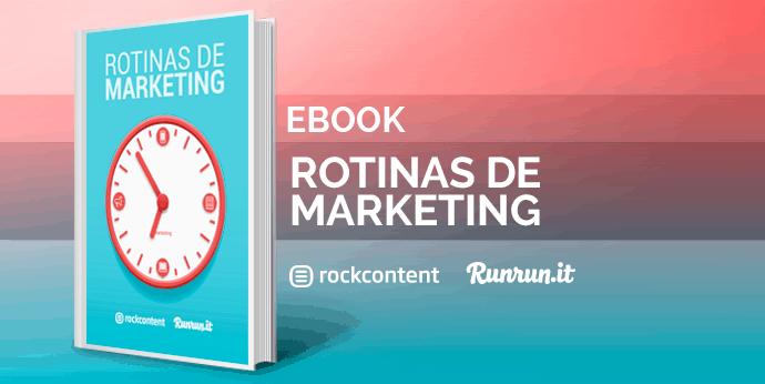 Rotinas de Marketing ebook