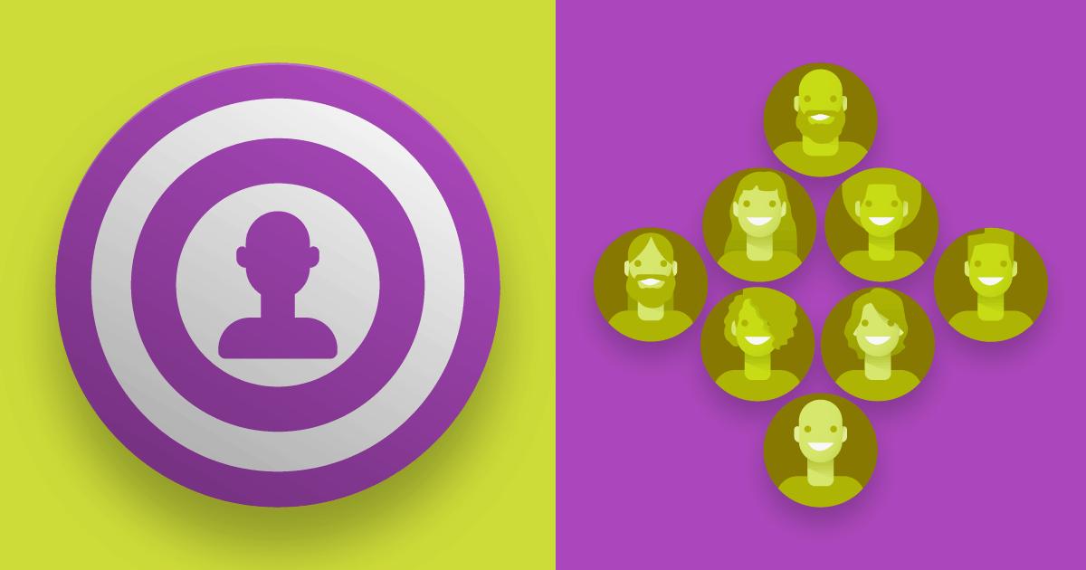 Diferenças entre público-alvo e persona