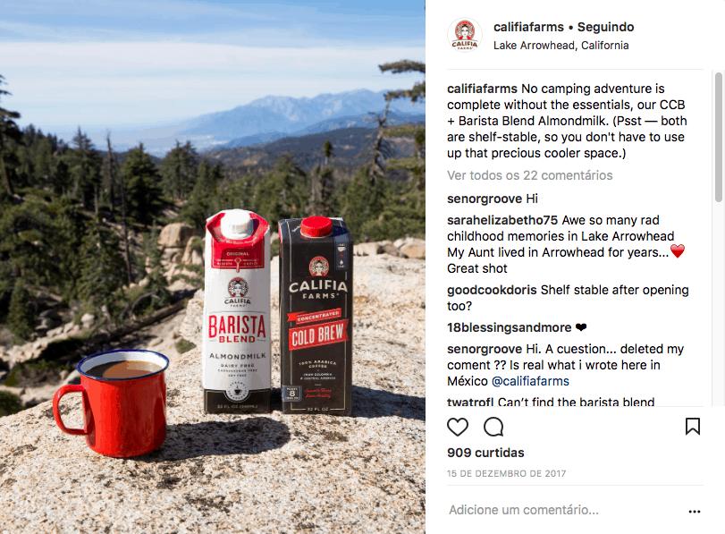 Califa Instagram